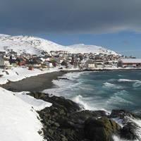 Kust Noord Noorwegen