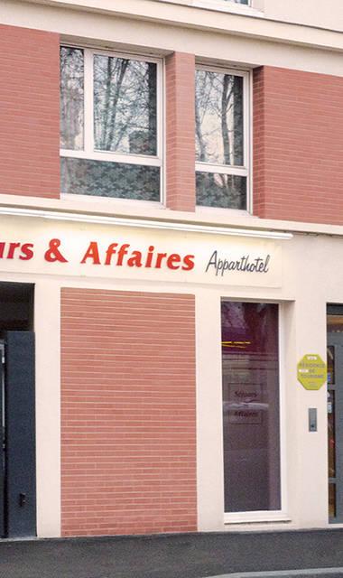 App. Sejours et Affaires Paris Malakoff