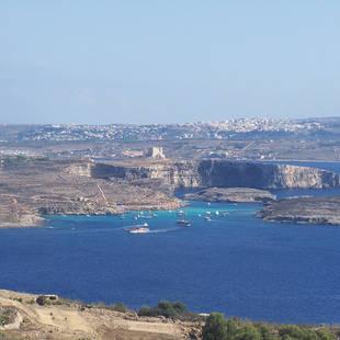 Gzo, Comino, Malta