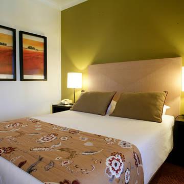 Voorbeeldkamer Évora Hotel