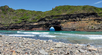 Hole in the Wall - Coffee Bay