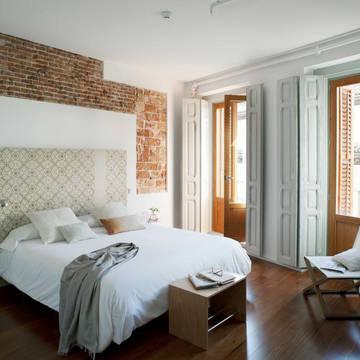 Slaapkamer Appartementen Eric Vökel Madrid Suites