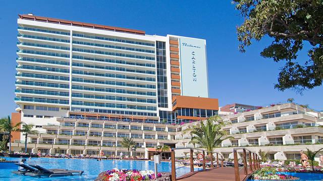 Overview Hotel Pestana Carlton Madeira Ocean Resort