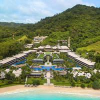 Phuket Marriott Resort & Spa -  Bovenaanzicht