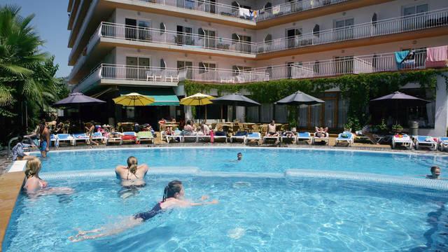 Zwembad Hotel Acapulco
