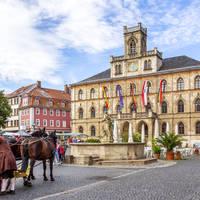 Rathaus, Weimar