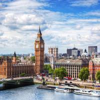 Big Ben en Houses of Parliament op ca. 5 minuten van het hotel!