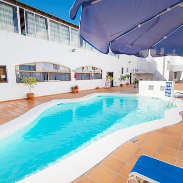 Zwembad Appartementen Tabaiba Center