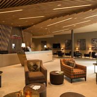 Lounge en receptie