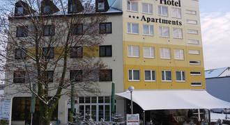 Hotel Pinger exterieur winter