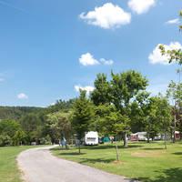Overzicht camping