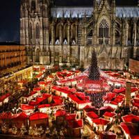Kerstmarkten 2-daagse busreis Kerstshoppen in Düsseldorf en Keulen in Mettmann (Nordrhein-Westfalen, Duitsland)