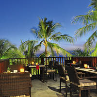 restaurant met schitterend uitzicht
