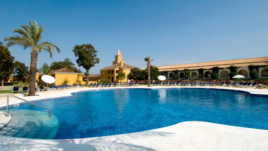 Zwembad Hotel Vila Gale Albacora