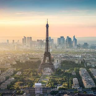 Parijs, Stedentrips, de Jong Intra Vakanties