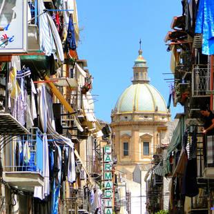 Palermo straat