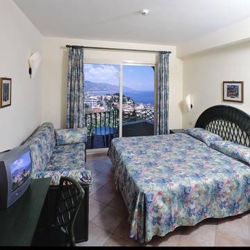 Voorbeeldkamer Hotel Villa Bianca Resort