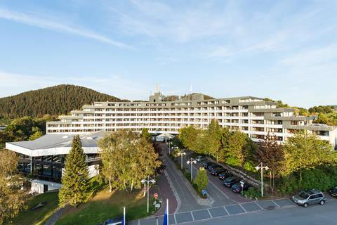 Last minute autovakantie Sauerland 🚗️Sauerland Stern Hotel
