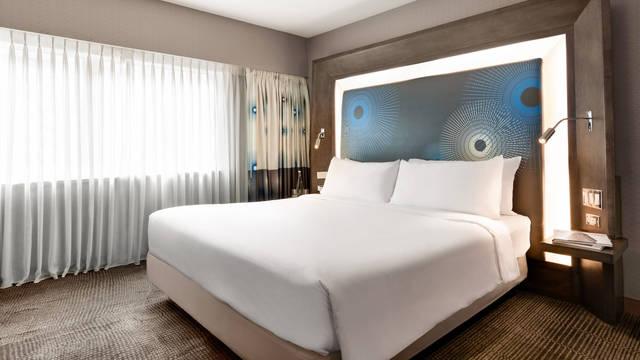 Kamer M Social Hotel Times Square (voorheen Novotel Times Square)