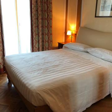 Voorbeeld kamer Hotel Iseo Lago