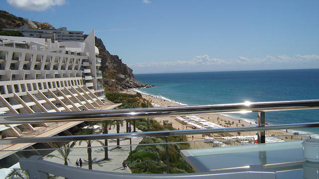 Uitzicht Hotel Sesimbra and Spa