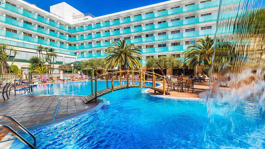 Zwembad, H10 Delfin Park Hotel H10 Delfin - adults only