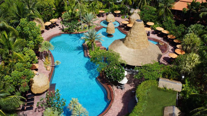 Zwembad Anantara Hua Hin Resort