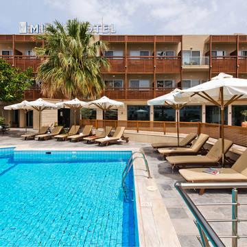Minos - Zwembad Minos