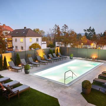 Zwembad Göbel's Hotel Quellenhof