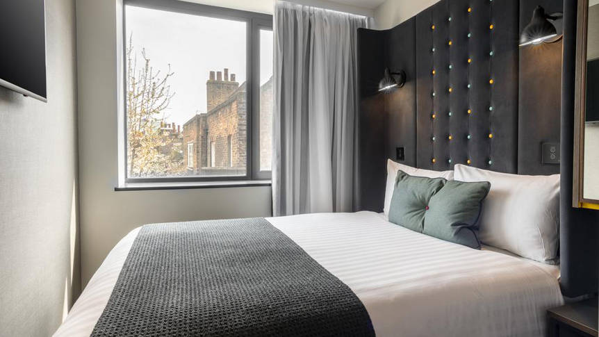Kamer Hotel Point A London Liverpool Street