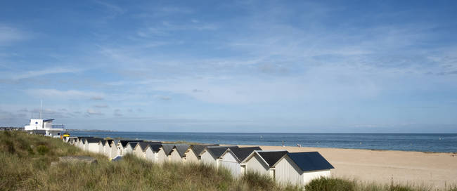 Strand bij Caen