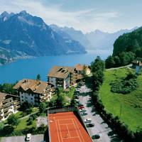 Autovakantie Hotel Bellevue in Seelisberg (Uri, Zwitserland)