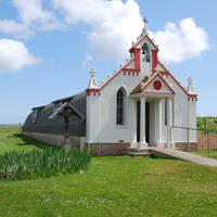 Orkney - Italian Chapel