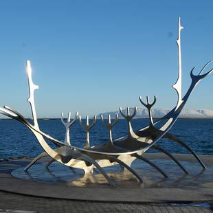 Reykjavik Monument