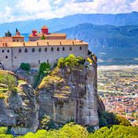 8-daagse autorondreis Welkom in Historisch Hellas incl. huurauto