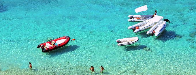 Campings Adriatische Rivièra