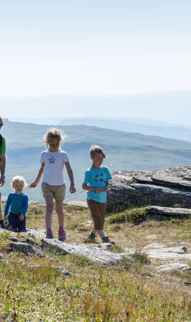 14-daagse familiereis incl. overtochten Verrassend Noorwegen