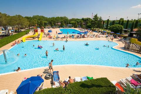 Deal camping Gardameer 🏕️Camping Del Garda