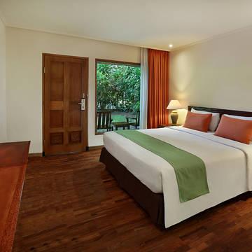 Voorbeeld superior kamer Mercure Resort Sanur Bali