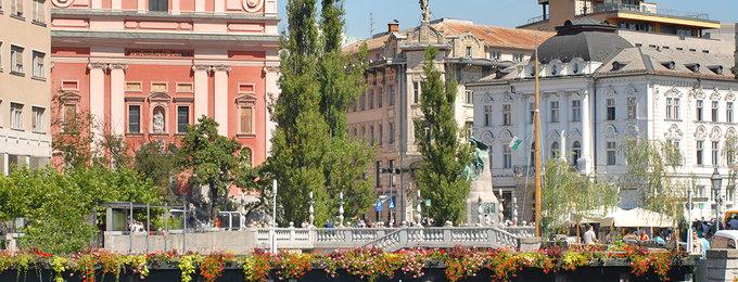 Groepsrondreis Slovenië