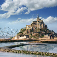 11-daagse autorondreis Normandie & Bretagne