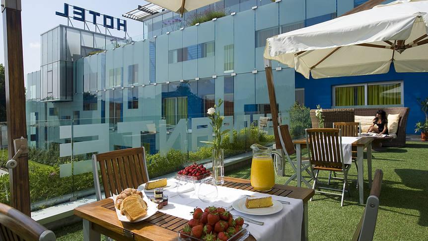Terras Hotel San Ranieri