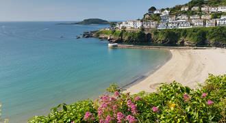 Sfeerimpressie Looe, Cornwall