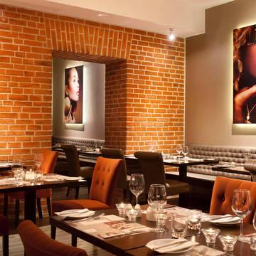 Restaurant Hotel Metropolitan Boutique