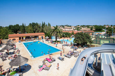 Korting camping vakantie Languedoc-Roussillon 🏕️Camping Ma Prairie