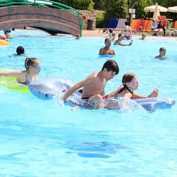 Zwembad Residence Eden