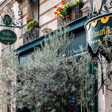 Exterieur Hotel Villa Pantheon