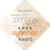 Hotel Zentral suerior award