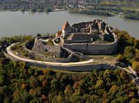 Donau Wien Budapest_Visegrad_Burganlage