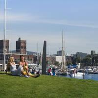 Oslo - stadsbeeld